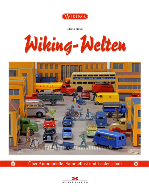 wiking cover neu